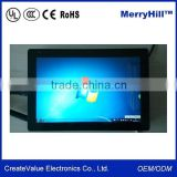 TFT LCD Panel 10 Inch 12V Small Size Computer Monitor With HD RCA Input