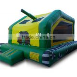 Inflatable Army Tank Bounce House for sale