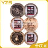 Factory Custom Memorial Metal Military Coin