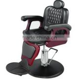 Modern comfortable durable salon funiture salon barber chair hydraulic cutting chairs bases