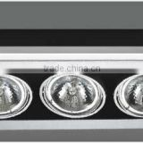 alibaba new product recessed halogen ceiling spot light 150w ar111 with electrical ballast