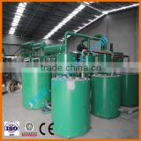 High recovery rate of 88% machine change waste engine oil into new base oil ! ZSA china lubricant oil extraction