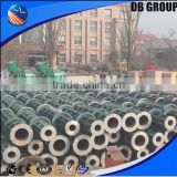 Concrete electric pole/pile mast making machine and moulds/machine for making concrete pipe