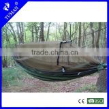 Military Ttravelling Parachute Hammock Mosquito Net For Double Bed