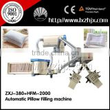 Certified Silicon Fiber Pillow Filling Machine, popcorn fiber pillow making plant