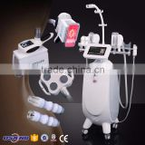 Beauty salon equipment body sculpting cryo liposuction slimming machine RF face lifting machine