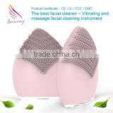 Alibaba express brush make up Facial Cleaner facial massage equipment