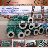 best selling shengya brand electric concrete pole mould for Kenya, good price cement pole making machine