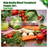 High Quality Mixed Tocopherol/ Natural Vitamin E Powder 30%