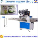 Megaplant Automatic ice lolly popsicle packing machine with date printing function for sale price