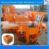 cement brick making machine /Export small clay brick machine