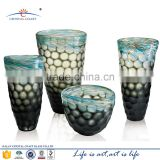 china home decor wholesale different types glass vase different types of arts and crafts