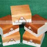 unfinished thin birch bark soft veneer home decor balsa wood boxes for jewelry gift food cosmetic packaging