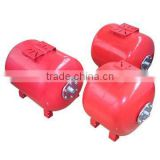 Horizontal Type Pressure Tanks