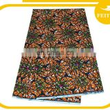 China factory low price wax print fabric african/ 100%cotton real wax fabric feitex fabric