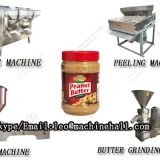 Peanut Butter Processing Line|Peanut Butter Production Line|Groundnut Butter Making Line