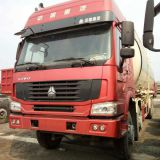 Sinotruk/ HOWO/ cement truks /in stock truk 45 m3 for sale