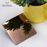 304 316 430  mirror colored stainless steel sheets for decoration