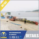 Suction cutter dredger 12inch sand dredging capacity