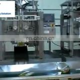 Shanghai Computer Automatic Pouch Buttermilk Rice Four Metal Bag Kava Spices Powder Filling Packing Machine 1kg