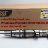 Caterpillar 387-9433 C9 Engine Diesel Fuel Injector For Excavator E330D E336D for sale!