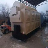 Horizontal Structure Wood Chips Steam Boiler For Hotel