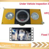 Underground vehicle Monitoring Inspection system for security checking
