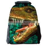 School Backpack Bags Unisex School Backpack Bags 3D Animal Print Felt Fabric Hiking Daypacks
