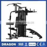 Multi-Gym Machine HG470 Ultimate Gym Weight Station Black Pro Home Gym Fitness Workout Station