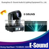 Factory Wholesale 230w sharpy 7r beam moving head light beam 230 beam 7r