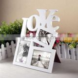 New Fashional Sale Love Design Wooden Photo Frame                                                                         Quality Choice