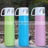 500ml Vacuum flask water bottles, Stainless steel vacuum cup, hot water thermos mug bottle, Travel Cup Water Bottle