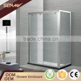 Promotion Product Free Standing Flexible Mini Shower Enclosure