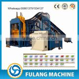 2015 new style QT 6-15 alibaba india cement bricks project report hollow block machine price