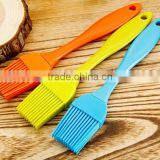 Hot sale Silicone Basting Pastry & Bbq Brushes Durable, Attractive, Heat Resistant Kitchen Utensils