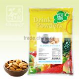 Wholesale Taiwan Supplier Almond Instant Flavoured Milk Powder