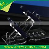 customized acrylic e-cigarette holder acrylic E-cigarette stand acrylic E-cigarette display