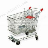 Supermarket Cart Shopping Trolley (Australian Style 180L)