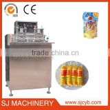 Shape Drinking Water Bag Filling Machine/Premade Pouch Bottle Filling Machine                                                                         Quality Choice