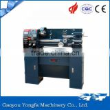 Mini bench lathe CQ6125 china supplier