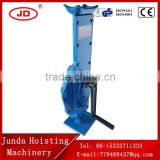 wide range application 5TON 10TON mechanical jack crank handle mechanical machinery Jacks ratchet steel jack