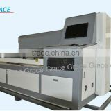 package and die plate using CO2 18mm plywood die board laser cutting machine price G1212