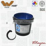 Screen printing anti etching ink for metal label, watch cover,decorative board etching protection