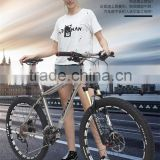 Full suspension mountain bike 26 aluminum alloy frame mountain bike bicycle