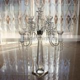 Crystal candelabra for wedding centerpieces                                                                         Quality Choice
