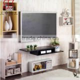 SSJG-5717 TV-cabinet-modern-brief-furniture-wall-mounted-tv-cabinet-set-top-box-cabinet-diaphragn-shelf