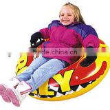 kids snow tube/ski tube for kids/best selling ski tube for kids/inflatable toys ski tube