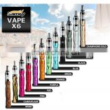 Kamry original maker and new item electronic herbs vaporizer 510 connection electronic cigarette x6 e shisha hookah