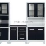 Wholesale kitchen furniture metal kitchen cupboard                                                                         Quality Choice