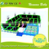 Factory direct sale indoor trampoline equipment for adult